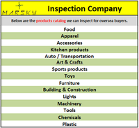 pre shipment inspection agents offer baby toy inspection service
