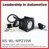 NSSC super bright 10W 12v led work light for tractor trailers trucks