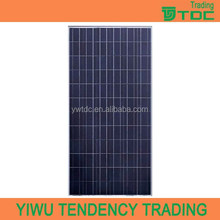 Good quality low price and high efficiency solar panel