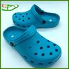 2015 Fujian Vendor Blue clogs shoes women 11 holes Garden Clogs for Boys EGA0401-11