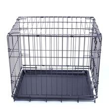 High Quality Dog Transport Cage Foldable Dog Cage