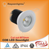 SAA/CE 10W dimmable cob led downlight with CITIZEN Chip