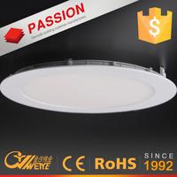 Wholesale Aluminium Ultra Slim Dimmable 18W Round Led Panel Light