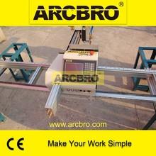 ARCBRO portable CNC Cutting Machine/plasma and flame cutter/iron board cutting machine