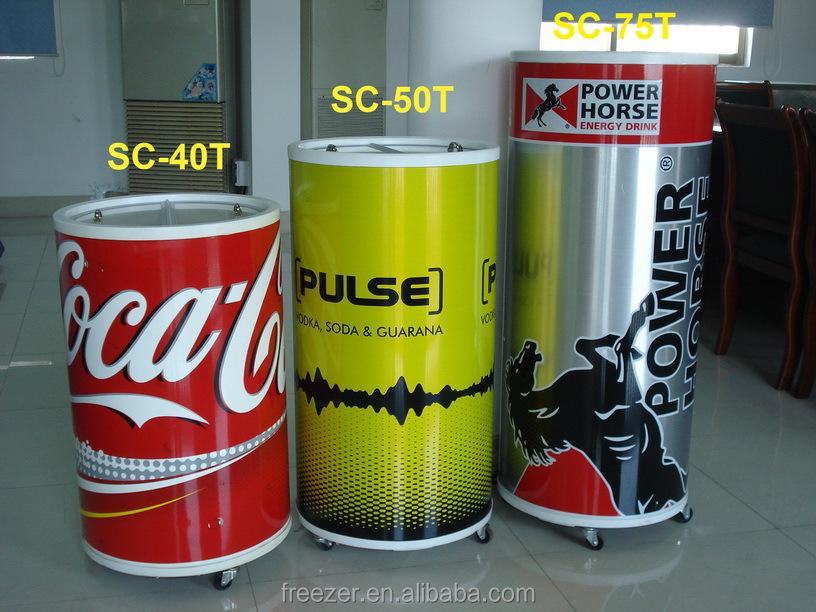 Display Cooler Pepsi