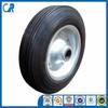 Qingdao Yinzhu Manufacturer Cheap 8 Inch Solid Rubber Wheel
