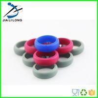 Fashion silicone basketball ring size