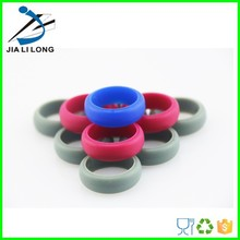 Fashion silicone basketball ring size