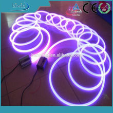 No conductivity 8.0mm solid core side glow outdoor lighting