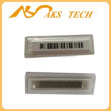EAS Am dr anti-theft security alarm soft label 58 khz