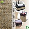 UK 2015 ESW PVC Coated Polyester Storage Box Fabric