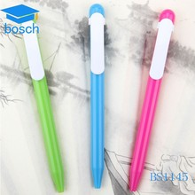 Generic cheap plastic twist promotional ball pen your signed pens