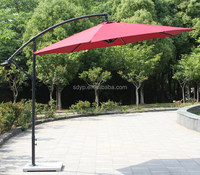 3M Alu. Banana Hanging Outdoor Umbrella & Umbrella Parts