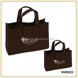 Cheap Custom Reusable Foldable Shopping Bag Non Woven Fabric Bag
