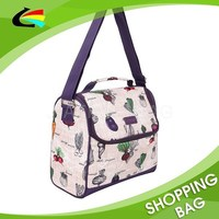 Water Proof Cross body thermal bag for lunch box
