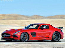 Auto Body Part SLS A-MG Black Series Style Body Kit