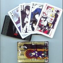 oil/vanish/matt film finish cardboard memory game card