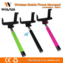 alibaba express in electronics mobile phone holder, self portrait stick monopod for action camera