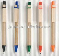 paper pen,recycled paper pen,kraft paper pen 1000pcs brand logo free shipping
