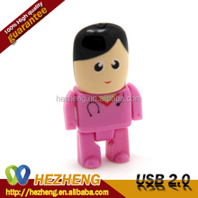 2015 Novelty 8GB Medical Workers USB Flash Disk