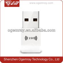 buena señal de alta velocidad rt5370 usb wifi tarjeta de red para la cámara ip