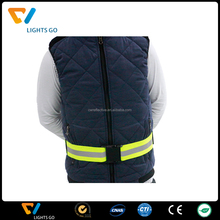 China fashional reflective elastic stretch waist belt with snaps for outdoor safety