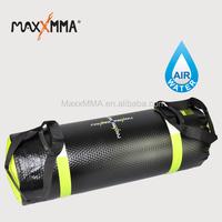 MaxxMMA Weight Adjustable Weight Lifting Boxing Sandbag with Handle
