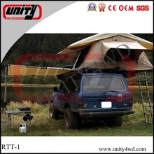OEM universal hot sell!! 4x4 truck roof top tent car roof top tent with all fitting parts