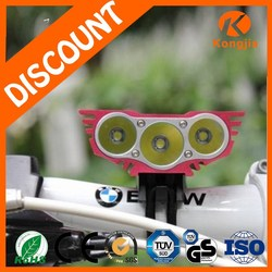 XML T6 Led Solarstorm X3 Waterproof Rechargeable Alumimium Headlamp Ultra Bright Light Bike