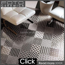 Stylish monochromatic plaid pattern names designs living room floor tile