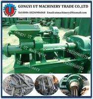 Save power charcoal extruder making machine /cylinder Charoal Rods Forming Extruder Machine/charcoal pressing machine