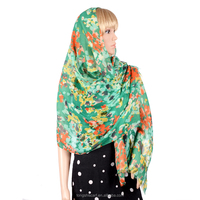 shawl wholesale from malaysia shawl supplier HD265 889-5 shawl and scarves supplier alibaba china