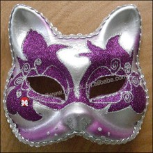 cat masquerade mask cosplay props halloween cat mask for children