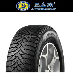 205/55R16 215/55R16 STUD SNOW CAR TIRES WINTER CAR TIRES WITH STUD TRIANGLE BRAND CHINESE TYRES