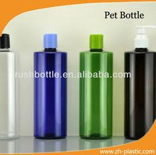 BEST SALE Clear Plastic pet bottles for shampoo