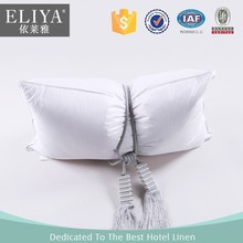 100% egyptian cotton fabric microfibre hotel pillow