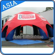 China fashion giant outdoor and indoor big inflatable air dome tent