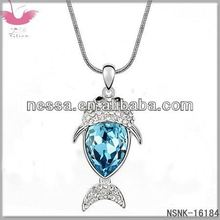 E74331 Austrian Crystal Elements Necklace - The Age of Innocence stringing memories