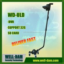 Wd-uld under vehicle inspection cámara, under vehicle inspection sistema, equipos de inspección del vehículo