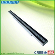 High quality RGBW 48W outdoor linear LED wall washer