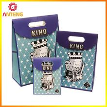 2015 hotsale New Style Kraft Paper Bag Gifts Packing Bag