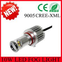 Automobile parts 12v 600lm 10w psx26ew/h16/h11/9006/880 fog lights