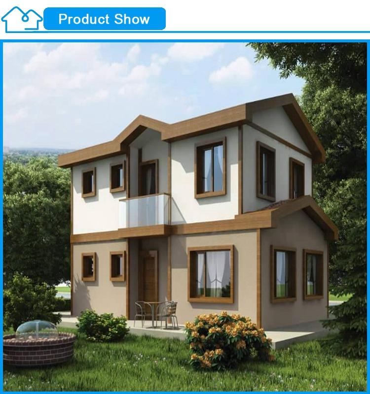 2015 latest design luxury prefab steel frame bungalows for Luxury bungalow designs