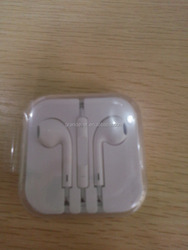 Chic earphone with best price for Apple, eapods with remote and mic for iPhone 5,for iPhone 6