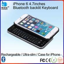 Vmk-27 2014 nuevos productos teclado, teclado bluetooth para el iphone 6
