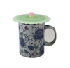 Best selling products as seen on tv factory price ceramic cup with lid