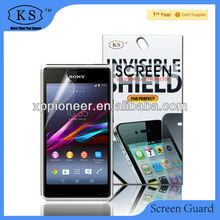 Manufacturers!The Latest Clear Screen Protector/Guard/Ward For Sony Xperia E1
