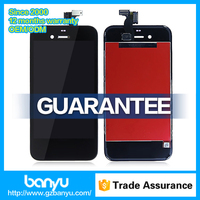 Hot selling lcd touch replacement digitizer assembly for iphone 4 parts