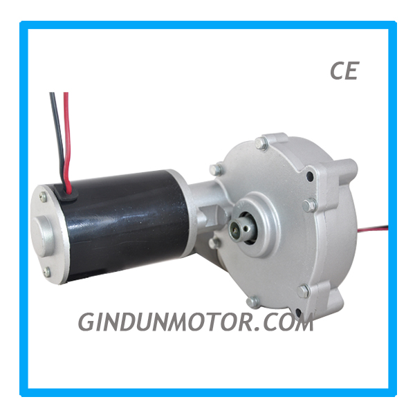 12v 150w 3500rpm Gear Motor Waterproof Motors For Electric Bicycle From Jinhua Gindun Motor Co