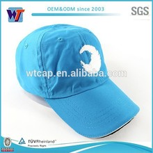 2015 High Quality 100% Cotton Cheap Customized Baseball Cap